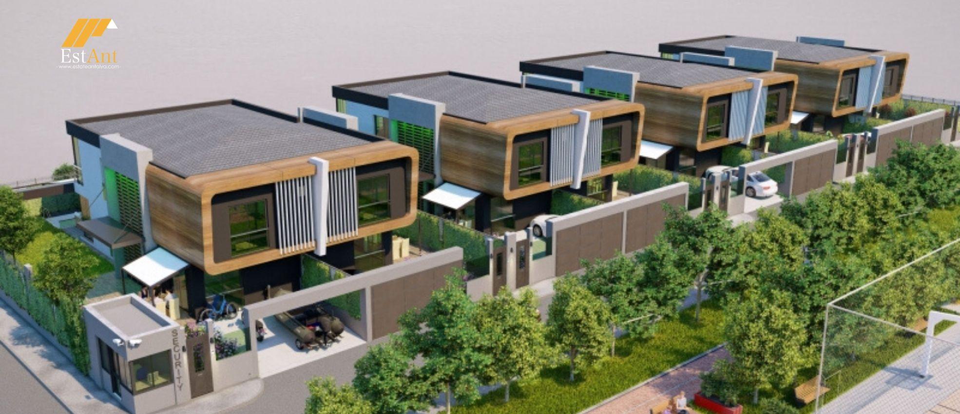 Antalya Döşemealtı 7+1 Villa